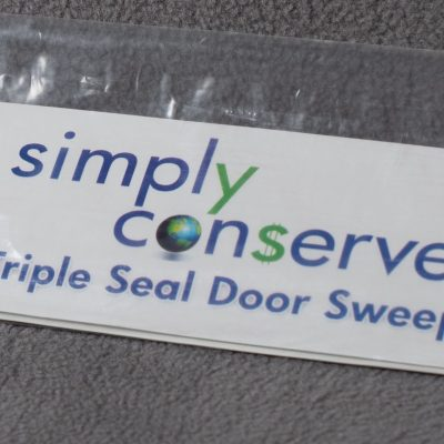 White Door Sweep