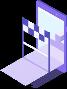 coding isometric image