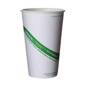 8 oz GreenStripe® Hot Cup