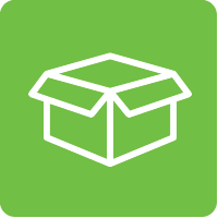 green home experts box icon