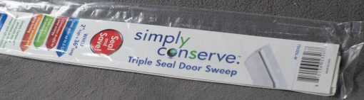 White Door Sweep