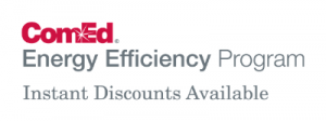 ComEd Energy Efficiency Program Instant Discounts Available